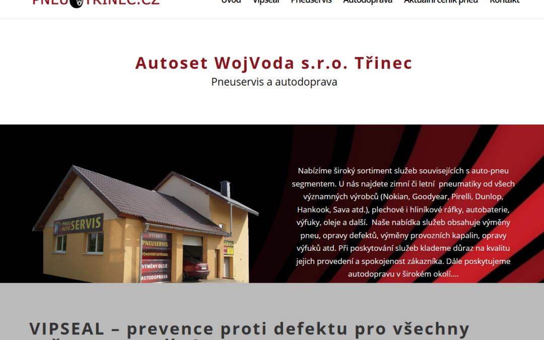 Autoset WojVoda s.r.o. Třinec