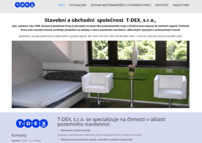 Stavební firma Třinec t-dex.cz